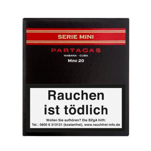 Partagas Serie Mini (20er Pack)