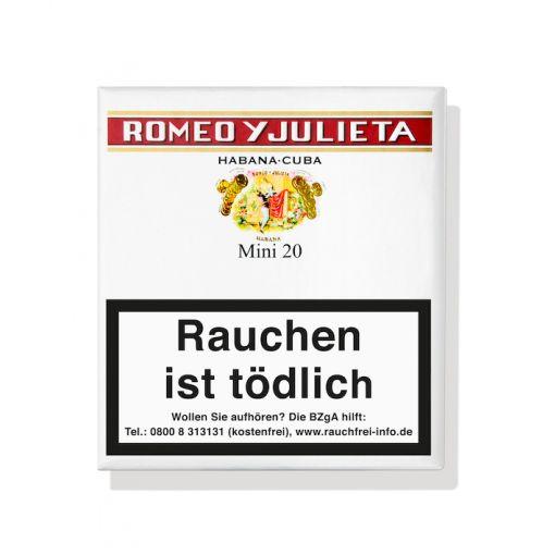 Romeo y Julieta Mini (20er Pack)