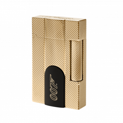 S.T.Dupont Ligne 2 Smart James Bond 007 (Gold-Schwarz)