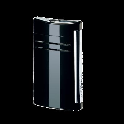 S.T.Dupont MaxiJet (schwarz mit Chromfinish)