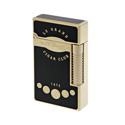 S.T.Dupont Le Grand (Cigar Club Schwarz)