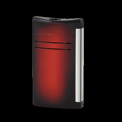 S.T.Dupont MaxiJet (Sunburst Effekt, Rot)