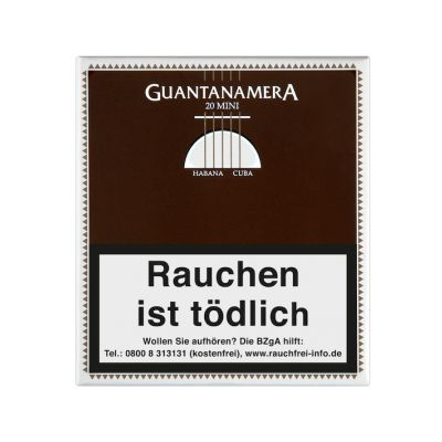 Guantanamera Mini (20er Pack)