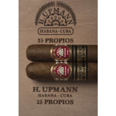 H.Upmann Propios – Edición Limitada 2018