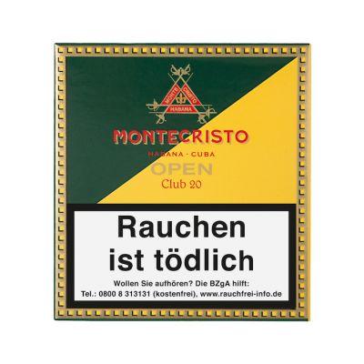 Montecristo Open Club (20er Pack)