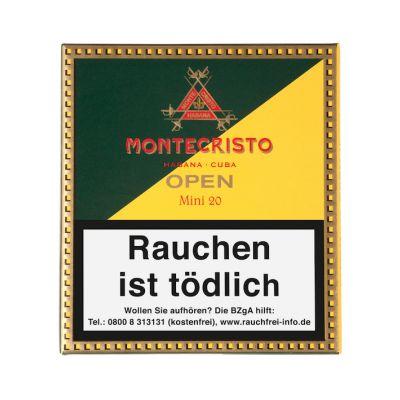 Montecristo Open Mini (20er Pack)