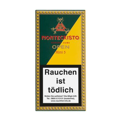 Montecristo Open Mini (5er Pack)
