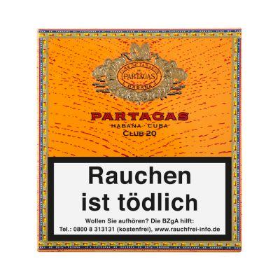 Partagas Club (20er Pack)