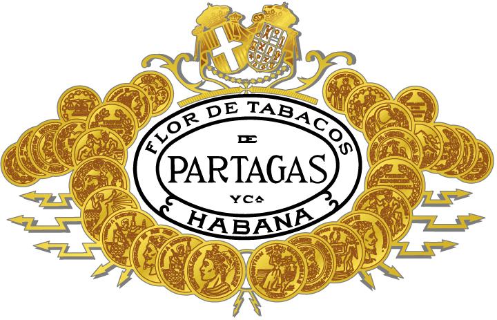PARTAGAS Logo 4C Kopie