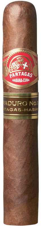 PARTAGAS MaduroNo1 Cig