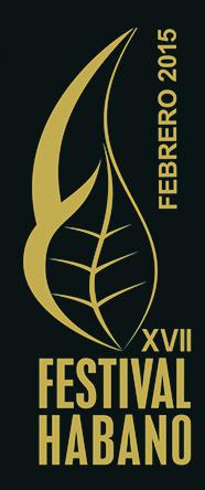 logo XVII Festival del Habano LOW Kopie